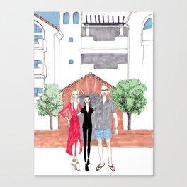 For Shelton Canvas Print