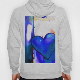 Heart Dreams 1H by Kathy Morton Stanion Hoody