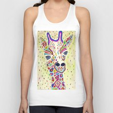 The View From Up Here Unisex Tank Top