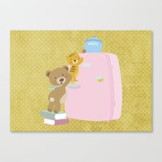 We love biscuits Canvas Print