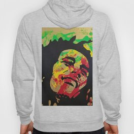 Marley Abstract Hoody