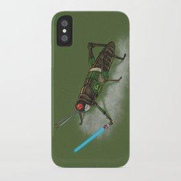 Locust Rider Black RX iPhone Case