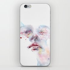peony iPhone & iPod Skin
