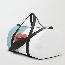 Bite the bullet Duffle Bag