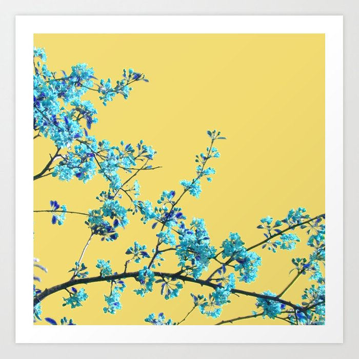 Sweet Blossom Art Print