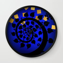 Bodhi Tree0603 Wall Clock
