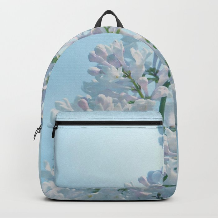 SOFT BLUE LILAC Backpack