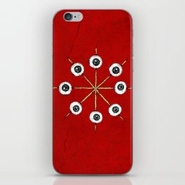 Circle of Hell iPhone Skin