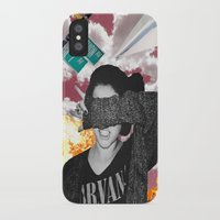 nirvana iPhone & iPod Cases featuring Personal Nirvana by LittleCarmine