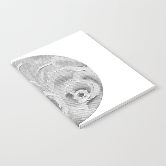 Find the Peach Plum Roses In the Night Notebook