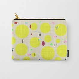 Boom print Carry-All Pouch