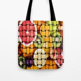 Fruit Paradise Tote Bag