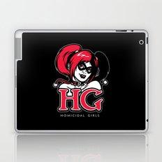 Homicidal Girls Laptop & iPad Skin