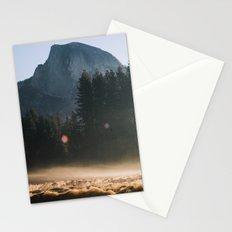 Half Dome Sunrise Stationery Cards