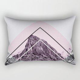 Geometric Composition 1 Rectangular Pillow