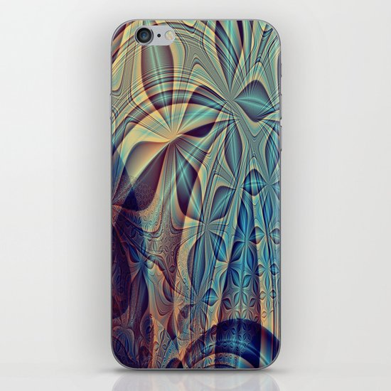 Bluesy iPhone & iPod Skin