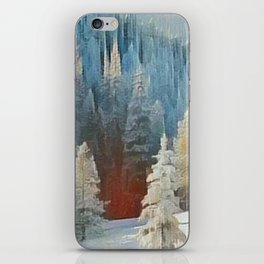 """""""First Snow"""" iPhone Skin"""
