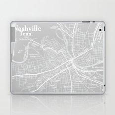 Vintage Nashville Gray Laptop & iPad Skin
