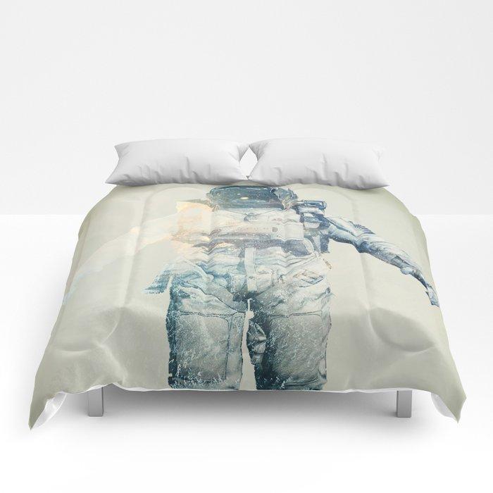 Astroscape Comforters