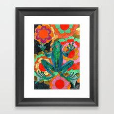 Prince of Lost Lakes Framed Art Print