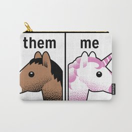 THEM - ME Carry-All Pouch