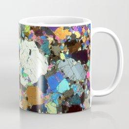 Peridotite Thin Section Print Coffee Mug