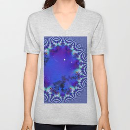 Molecules Unisex V-Neck