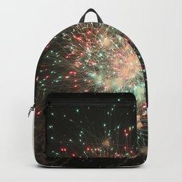 Bursting Color in the Sky Backpack