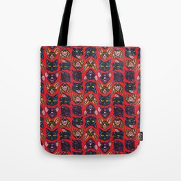 Bats! Cats! Rats! Tote Bag