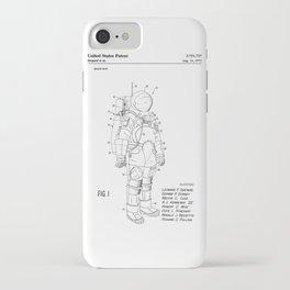 NASA Space Suit Patent iPhone Case