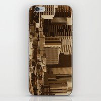 denver iPhone & iPod Skins featuring Old Denver by Joseph Lee Photography
