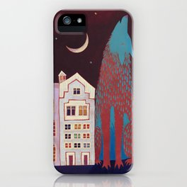 Sounds of the City iPhone Case