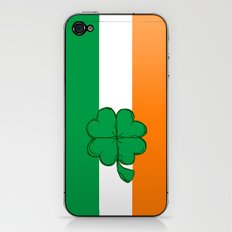 Kiss Me I'm Irish iPhone & iPod Skin