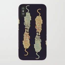 Tigers at Dusk iPhone Case