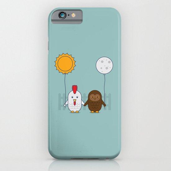 Early Bird & Night Owl iPhone & iPod Case