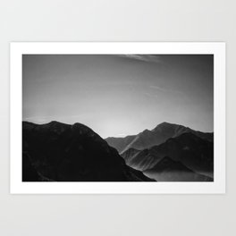Mountain ll Art Print