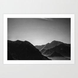 Mountain ll Art Print