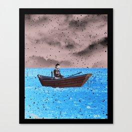 Abandon Ship Canvas Print