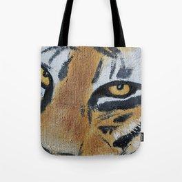 Tiger Eyes 2 Tote Bag