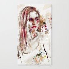 Taction Canvas Print