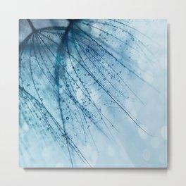 CRYSTAL BLUE PERSUASION Metal Print