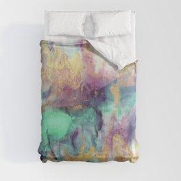 Liquid Gold Comforters