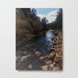 Colorado Creek Metal Print