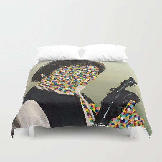 Rebel Scum - 01 Duvet Cover