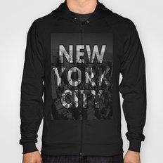 New York City - Black Hoody