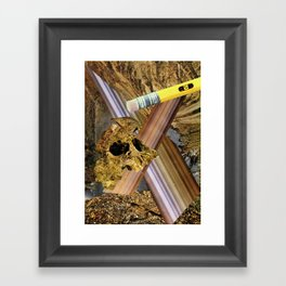 #2 Framed Art Print