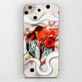 Sagado Corazón iPhone Skin