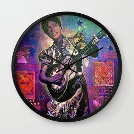 Sister Rosetta Tharpe Wall Clock