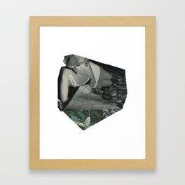 See The World. Framed Art Print