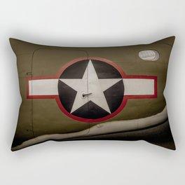 Evolving Rondel Rectangular Pillow